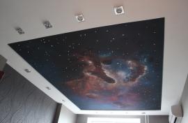 звездный потолок недорого фото